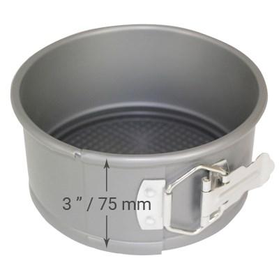 Standard PME LBB123 Level Baking Belt 32 x 3 for Cake Pans Silver
